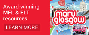 Mary Glasgow: Award-winning MFL & EAL resources from Scholastic