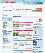 Web resource bank screenshot