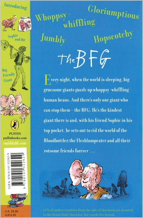 The BFG - Scholastic Shop