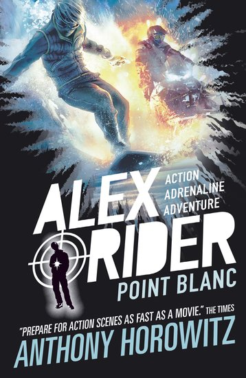 alex rider point blanc book report Return to point blanc by: zeppelin girl attention: this is the alex rider  and the search for love  review review review.