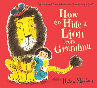 How to Hide a Lion from Grandma (Gift-ed BB)