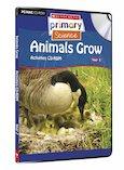 Animals Grow Activities CD ROM