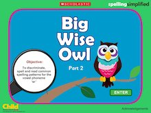 Spelling simplified: Tactile and kinaesthetic learning