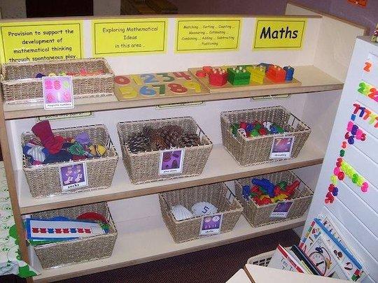 maths provision