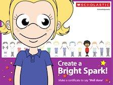 Create a Bright Spark!
