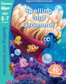 Finding Dory - Spelling and Grammar