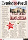The Diamond Theft – newspaper report