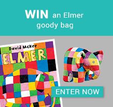 WIN an Elmer goody bag