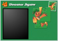 Dinosaur Roar! Jigsaw Puzzle Game