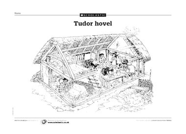One Story Tudor Homes One Story Log Homes ~ Home Plan And House ...