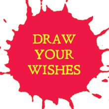 Robyn Silver Draw Your Wishes button