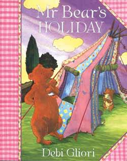 Mr Bear's Holiday