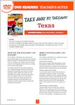 Take Away my Takeaway: Texas - Resource Sheets