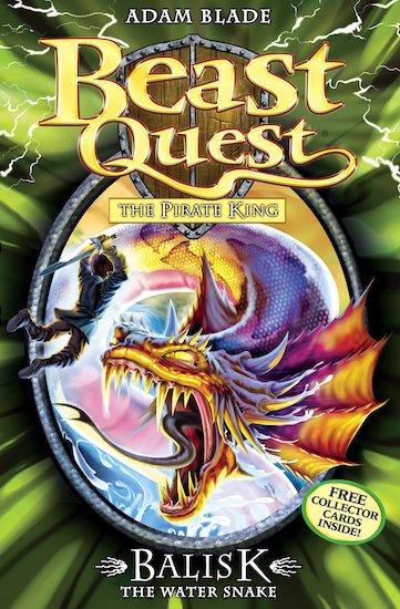 Beast quest series 8 43 balisk the water snake scholastic kids