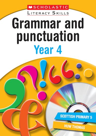 Grammar and Punctuation - Year 4