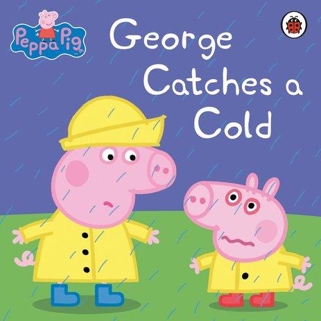 Peppa Pig George Catches A Cold Scholastic Kids Club