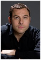 David Walliams author photo