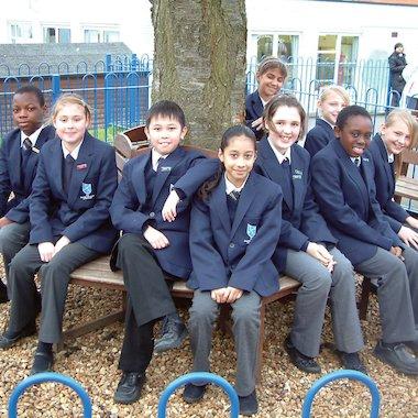 Premier Academy children
