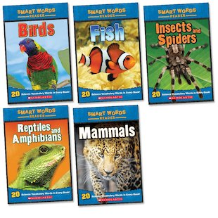 Smart Words Science Readers Pack