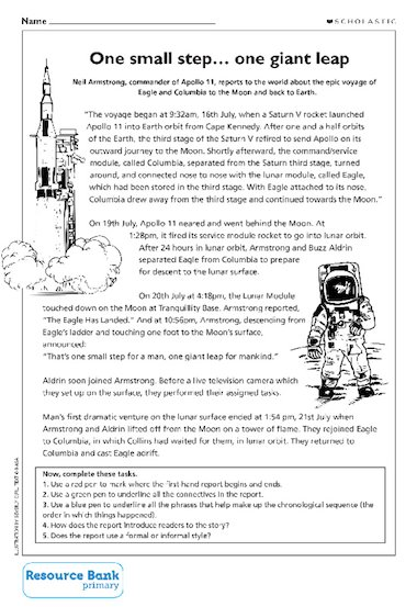 your children to learn more about the Apollo 11 mission to the Moon ...