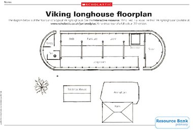 viking longhouse floor plan primary ks2 teaching longhouse floor plans 3 bedroom architect designed plan