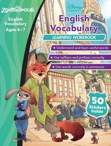 Zootropolis - English Vocabulary, Ages 6-7