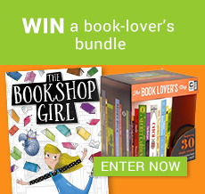 WIN a book-lover's bundle