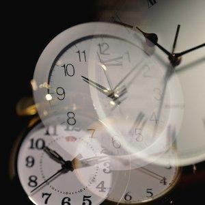 Overlapping clocks