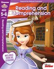 Sofia the First - Reading and Comprehension Learning Workbook (Ages 5-6) (Ages 5-6)
