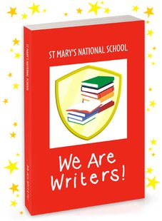 We Are Writers virtual book icon Ireland