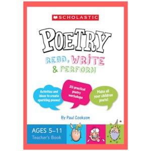 Paul Cookson Poetry Teacher's Book