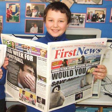 First News children