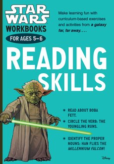 Star Wars Workbooks: Reading Skills (Ages 5-6)