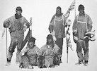 Robert Scott Reaches South Pole (1912)