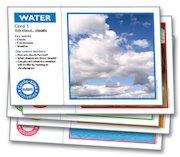 Water circle-time cards
