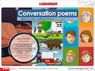Conversation Poems 2 – interactive resource