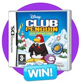 Club Penguin win image May 2012
