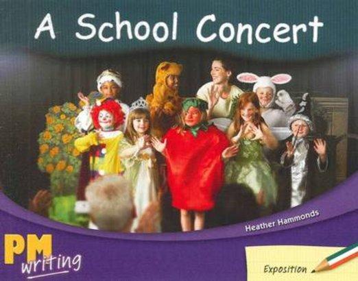 Essay my school concert