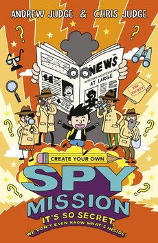 Spies! Create Your Own Adventure