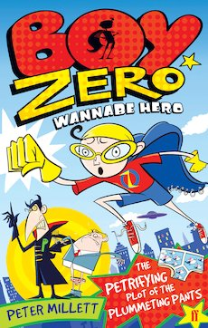 Boy Zero Wannabe Hero