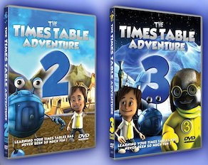 The Times Table Adventure