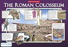The Roman Colosseum – fact poster