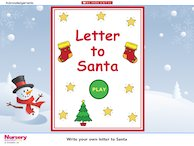 Letter to Santa game