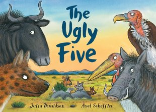 The Ugly Five HB