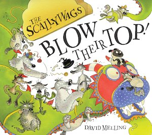 Scallywags-blow-their-top