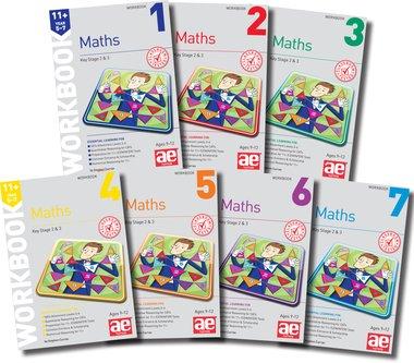 AE Publications maths books