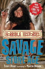 Savage Stone Age (TV tie-in edition)