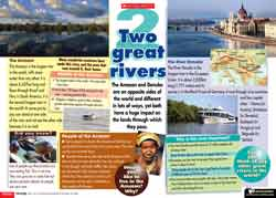 Two Great Rivers Free Teaching Resource Scholastic
