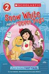 Flash Forward Fairy Tales: Snow White and the Seven Dogs