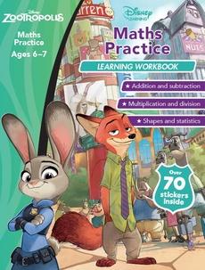 Zootropolis - Maths Practice, Ages 6-7
